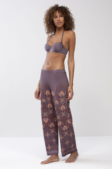 Frontansicht Hose lang Mey Lounge 16096 | Mey Bodywear