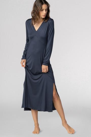 Frontansicht Nachthemd Mey Lounge 16233   Mey Bodywear