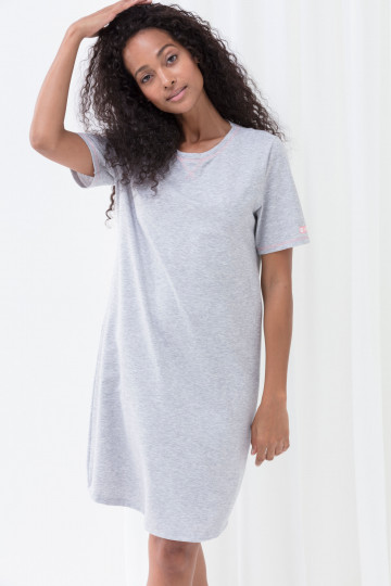 Frontansicht Nachthemd Serie Zzzleepwear 16450 | Mey Bodywear