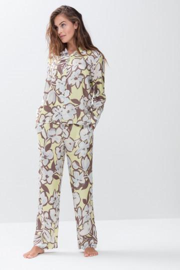 Frontansicht Pyjama-Shirt Mey Lounge 16494 | Mey Bodywear
