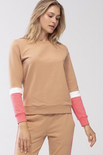 Frontansicht Sweater Night2Day 16566   Mey Bodywear