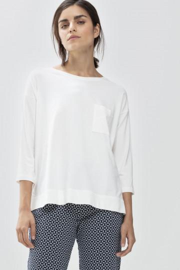 Frontansicht Shirt Night2Day 16806   Mey Bodywear