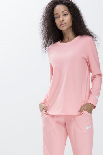 Frontansicht Shirt langarm Serie Zzzleepwear 16897   Mey Bodywear