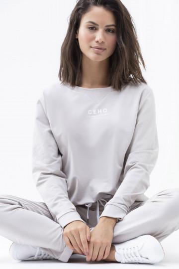Frontansicht Sweatshirt Serie Home-Office 17300 | Mey Bodywear