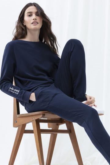 Frontansicht Sweatshirt Serie Home-Office 17307 | Mey Bodywear