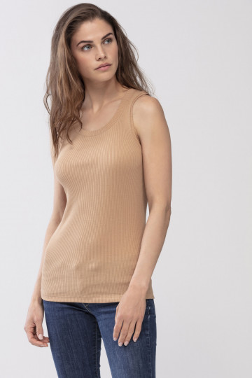 Frontansicht Top Serie Cotton Rib 25516 | Mey Bodywear