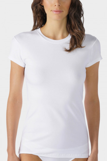 Frontansicht T-Shirt Serie Cotton Pure 26501 | Mey Bodywear