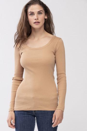 Frontansicht Shirt Serie Cotton Rib 26516 | Mey Bodywear