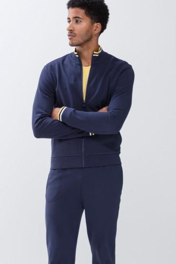 Frontansicht Zip-Jacke Mey Club Coll. 30001 | Mey Bodywear