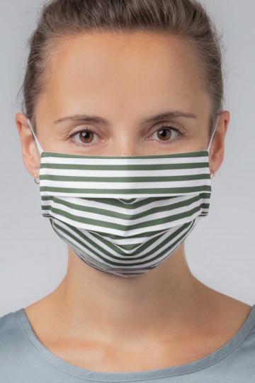 Frontansicht Mund- und Nasenmaske Serie Masken 39161 | Mey Bodywear