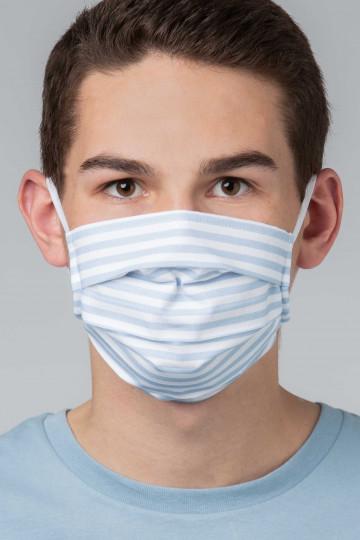 Frontansicht Mund- und Nasenmaske Serie Masken 39162 | Mey Bodywear