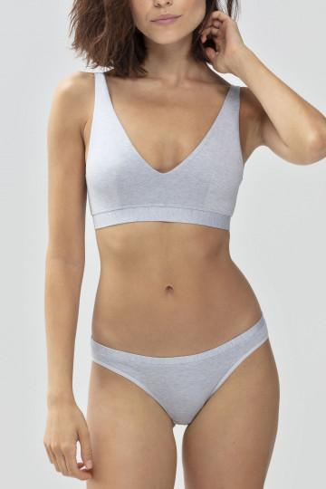 Frontansicht Triangel-BH | ohne Bügel Serie Mood 44865 | Mey Bodywear