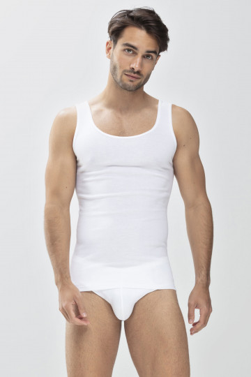 Frontansicht Athletic-Shirt Serie Casual Cotton 49100 | Mey Bodywear