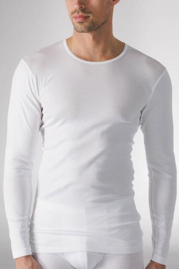 Frontansicht Langarm-Shirt Serie Casual Cotton 49104 | Mey Bodywear