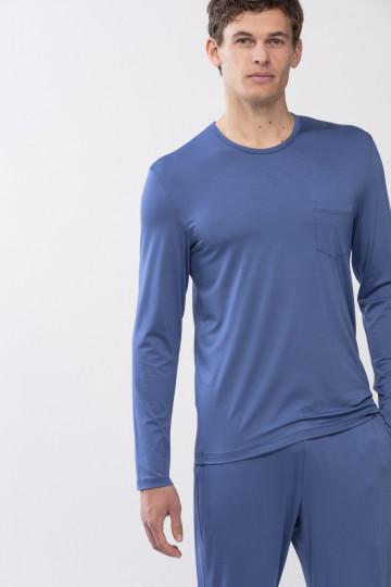 Frontansicht Langarm-Shirt Serie Jefferson Modal 65640 | Mey Bodywear