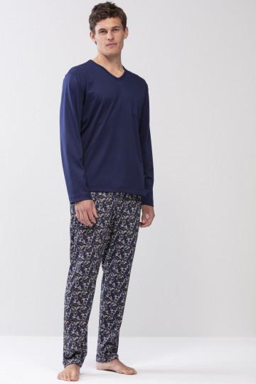 Frontansicht Schlafanzug Serie Galway 72481 | Mey Bodywear