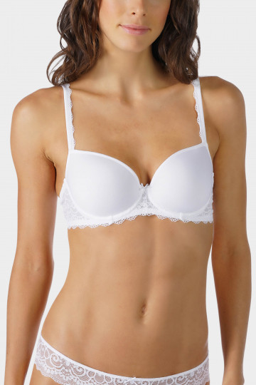 Frontansicht Spacer-BH   Half Cup Serie Amorous 74801   Mey Bodywear