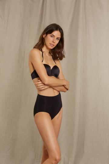 Frontansicht Taillen-Slip Serie Natural Second me 79528   Mey Bodywear