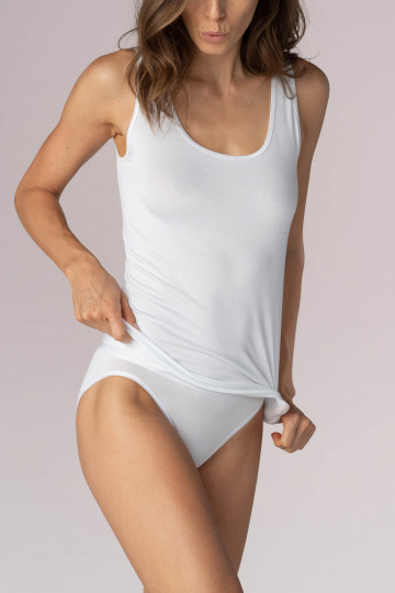 Frontansicht Top Serie Mey Highlights 85003 | Mey Bodywear