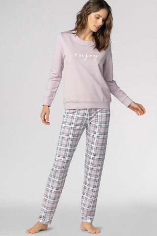 Frontansicht Schlafanzug JENNA 14157 | Mey Bodywear