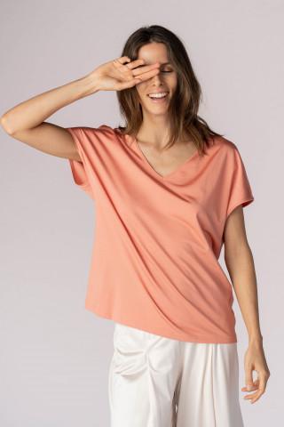 Frontansicht Shirt Mey Lounge 16304   Mey Bodywear