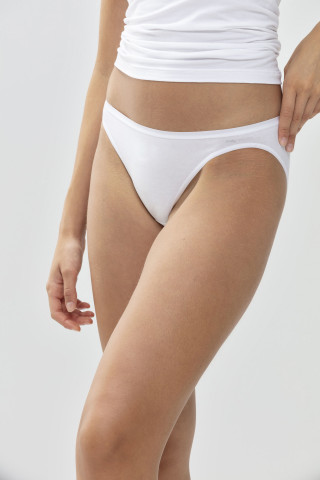 Frontansicht Mini-Slip Serie Organic 29815 | Mey Bodywear