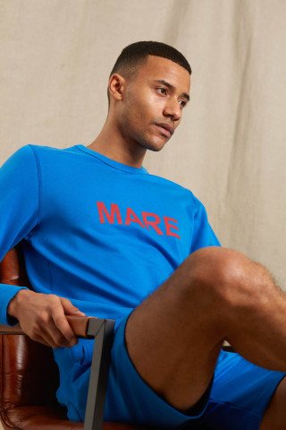 Frontansicht Sweat-Shirt Mey Club Coll. 36540 | Mey Bodywear