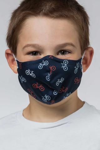 Frontansicht Mund- und Nasenmaske | KIDS Serie Masken 39170 | Mey Bodywear