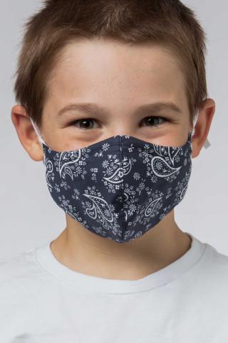 Frontansicht Mund- und Nasenmaske | KIDS Serie Masken 39171 | Mey Bodywear