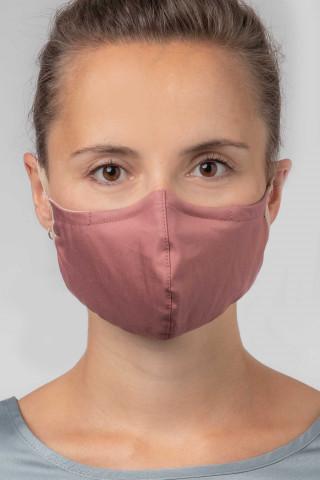 Frontansicht Mund- und Nasenmaske Serie Masken 39184 | Mey Bodywear