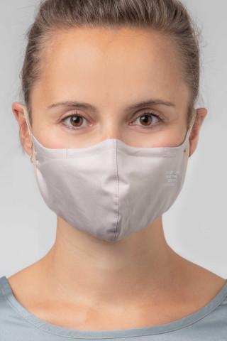 Frontansicht Mund- und Nasenmaske Serie Masken 39185 | Mey Bodywear