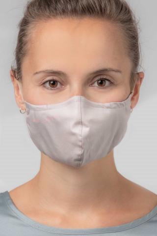 Frontansicht Mund- und Nasenmaske Serie Masken 39187 | Mey Bodywear