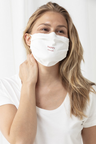 Frontansicht Mund- und Nasenmaske | 5er Pack Serie Masken 39193 | Mey Bodywear