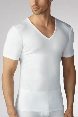 Frontansicht Das Drunterhemd - Shape Serie Dry Cotton 46058 | Mey Bodywear
