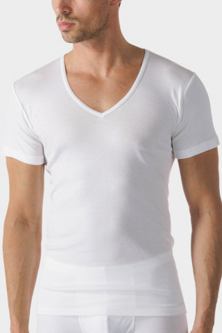Frontansicht V-Neck Serie Casual Cotton 49087 | Mey Bodywear