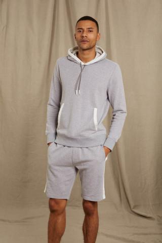 Frontansicht Hoodie Mey Club Coll. 57194 | Mey Bodywear