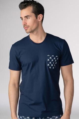 Frontansicht Shirt Mey Club Coll. 58330 | Mey Bodywear