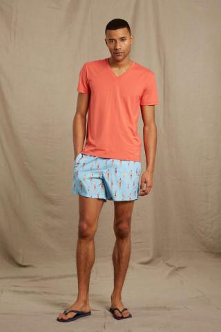 Frontansicht Badeshorts Serie Swimwear 65435 | Mey Bodywear