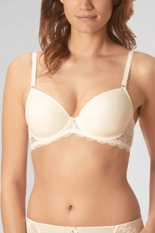 Frontansicht Bi-Stretch-BH | Full Cup Serie Luxurious 74245 | Mey Bodywear