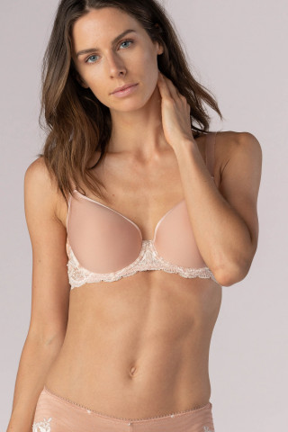 Frontansicht Spacer-BH | Full Cup Serie Luxurious 74345 | Mey Bodywear