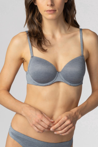 Frontansicht Bi-Stretch-BH | Full Cup Serie Easy Cotton 74361 | Mey Bodywear