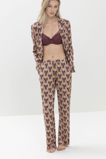 Frontansicht Hose lang Serie Ilaria 16062 | Mey Bodywear