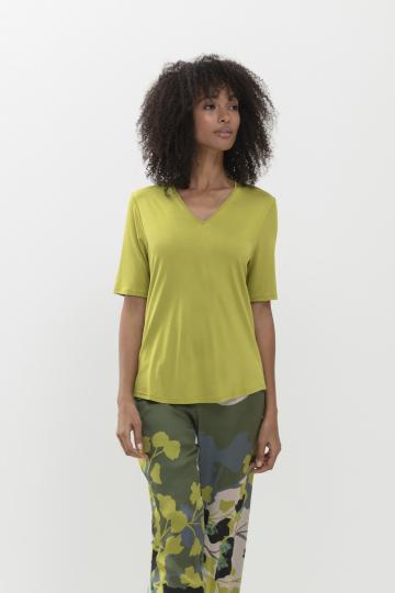 Frontansicht Shirt Serie Alena 16216   Mey Bodywear