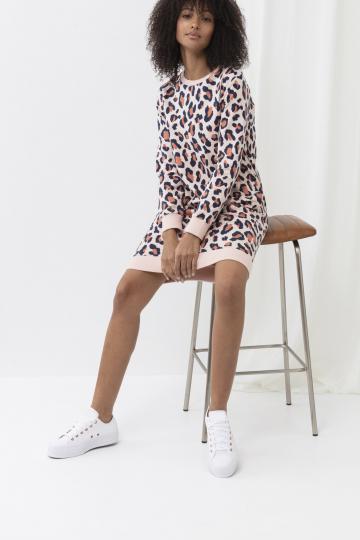 Frontansicht Sweat-Kleid Serie Lucy 16234 | mey®