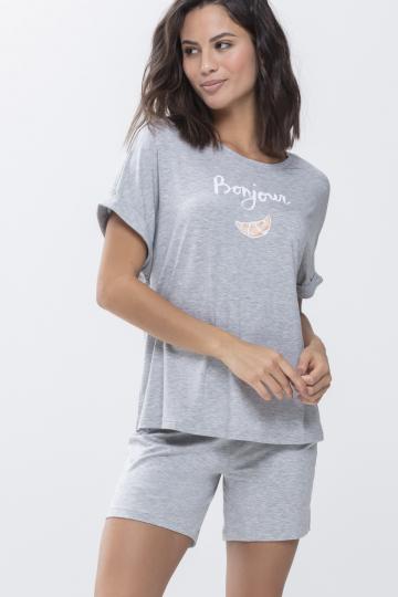Frontansicht Shirt Sleepy & Easy 16316 | Mey Bodywear