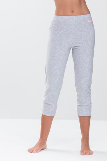 Frontansicht Hose 3/4 Länge Serie Zzzleepwear 16803 | Mey Bodywear