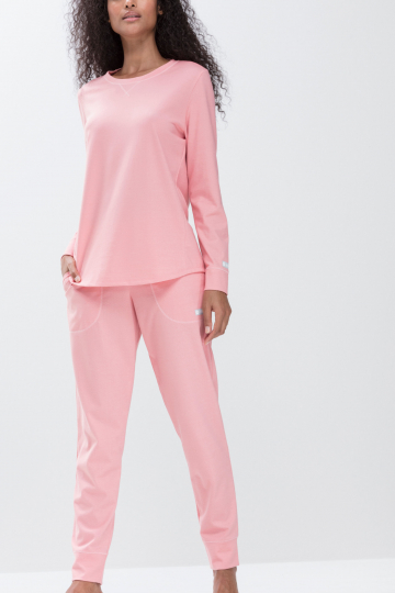 Frontansicht Hose lang Serie Zzzleepwear 16815 | Mey Bodywear