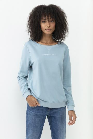 Frontansicht Sweatshirt 1/1 Ärmel / sk Serie Home-Office 17316   Mey Bodywear