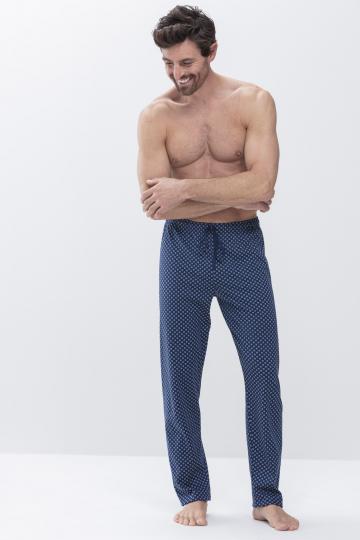 Frontansicht Hose lang Basic Lounge 21460 | Mey Bodywear