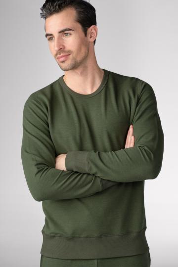 Frontansicht Sweatshirt Mey Club Coll. 23540   Mey Bodywear